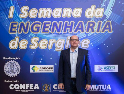 3° Dia da I Semana da Engenharia de Sergipe